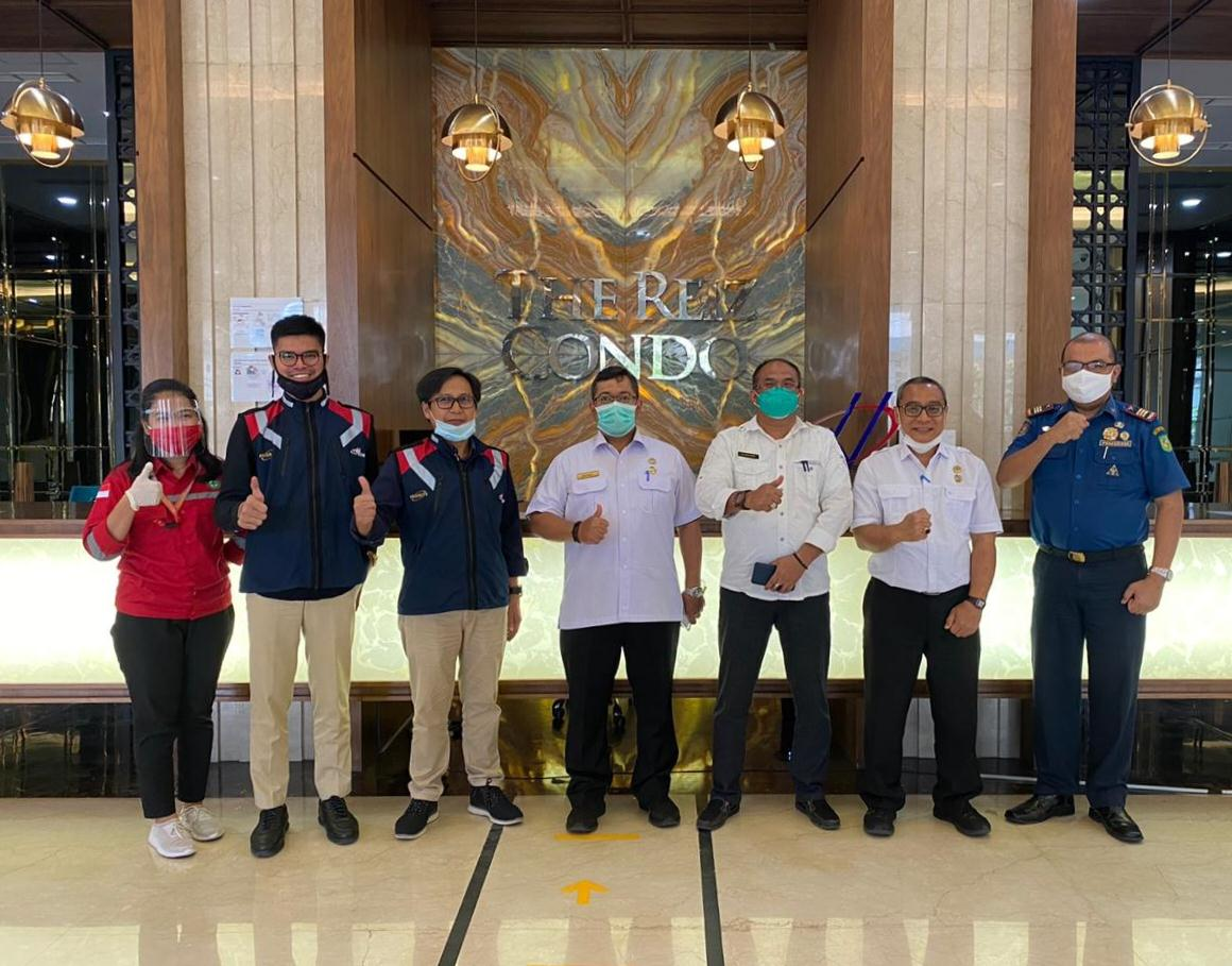 Vasaka The Reiz Condo, Apartemen Legalitas Teraman di Medan