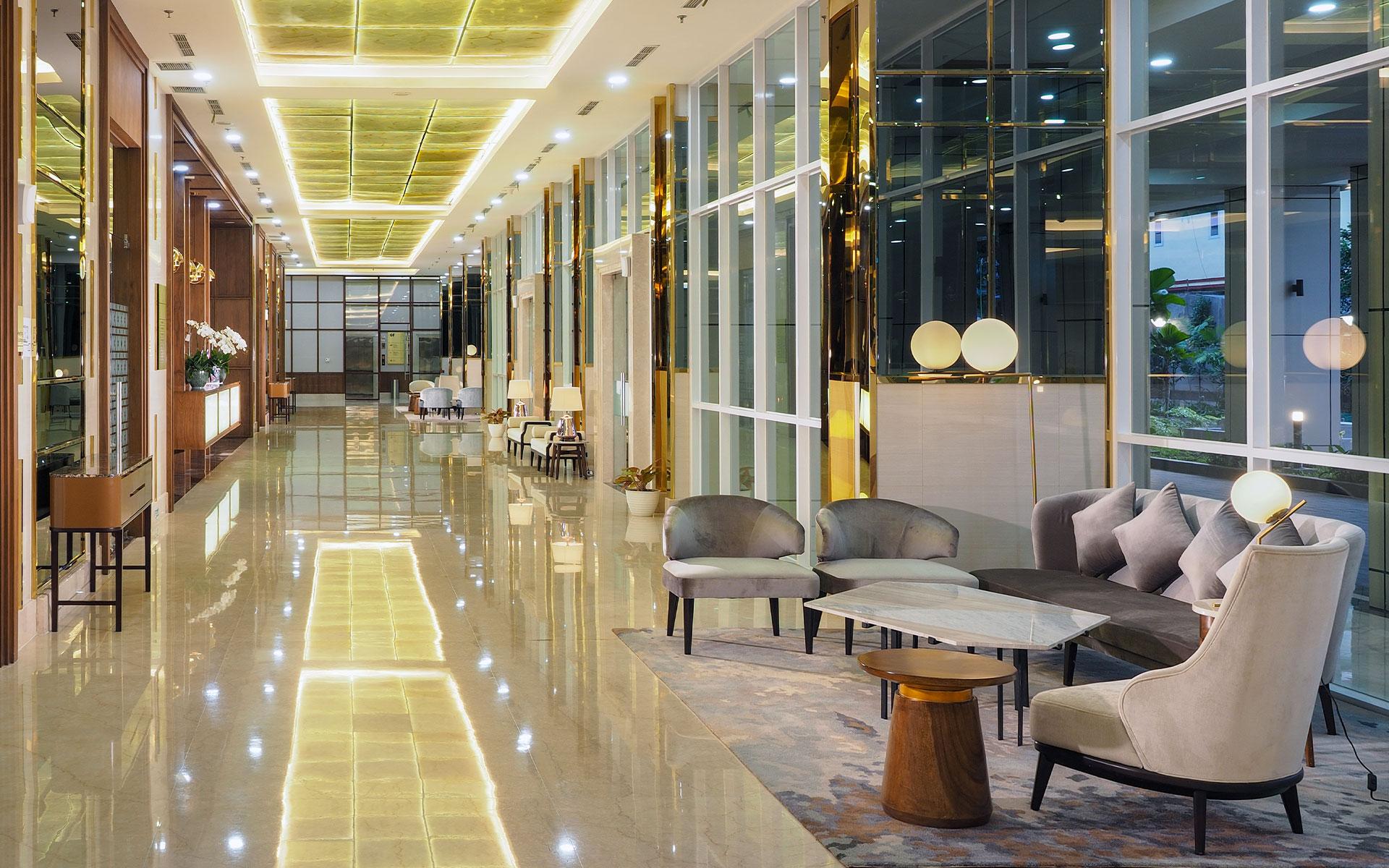 Vasaka The Reiz Condo - Reiz Lobby