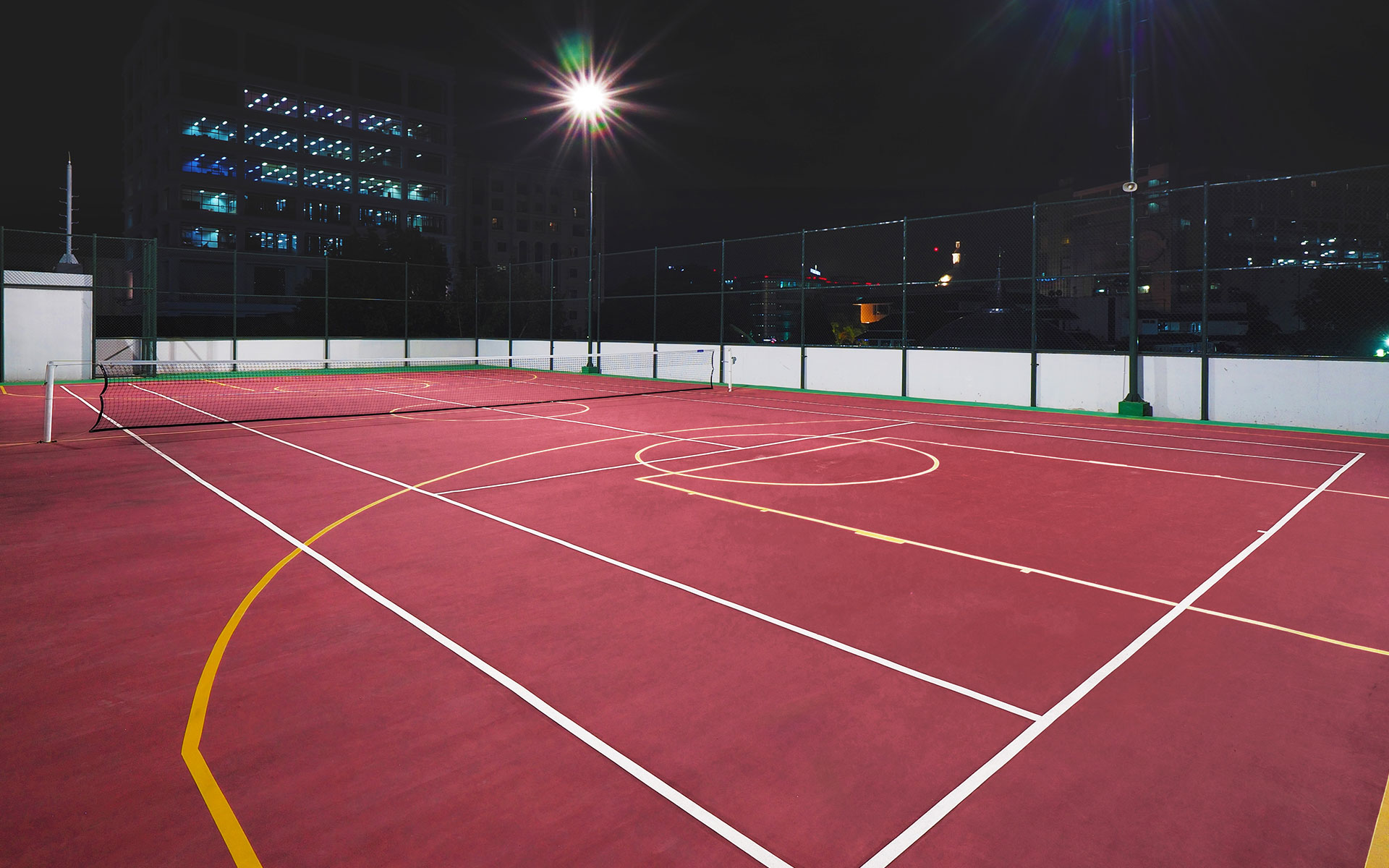 Vasaka The Reiz Condo - Reiz Sport Court