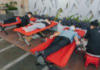 Rayakan HUT Kota Medan ke 431, Vasaka The Reiz Condo Medan gelar Donor Darah Bersama Penghuni Apartemen